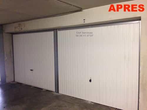 Reparation porte de garage menton installation et d pannage for Reparation porte garage