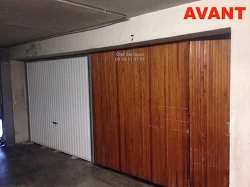 reparation porte de garage menton installation et d pannage